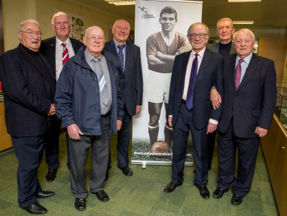THE DOC - A WONDERFUL NIGHT OF MEMORIES FOR THE  GREATEST PLAYER OF THEM ALL – DUNCAN EDWARDS